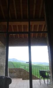 okno z cienkich stalowych profili w40