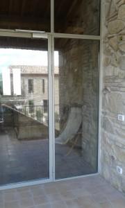okna stalowe profilowe w40