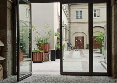 Muzeum Krzysztofory drzwi przeszkolne