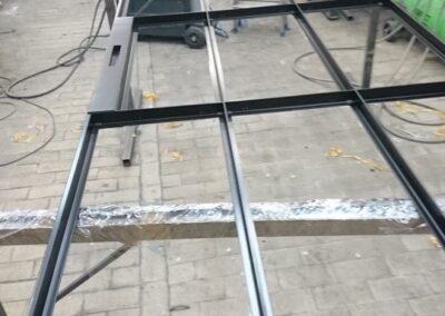 cienkie profile stlowe drzwi i okna produkcja