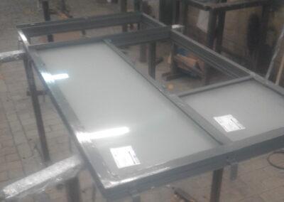 producent okien stalowych